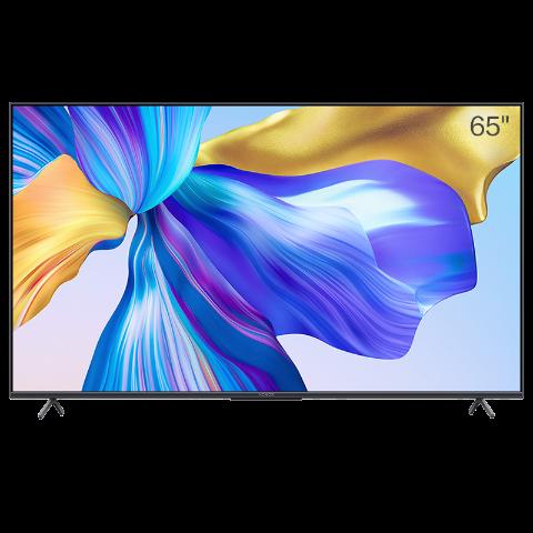 【热销】荣耀智慧屏X1系列 65英寸 4K超清全面屏 8K解码 鸿鹄818芯片 大小屏互动 高色域 开机无广告